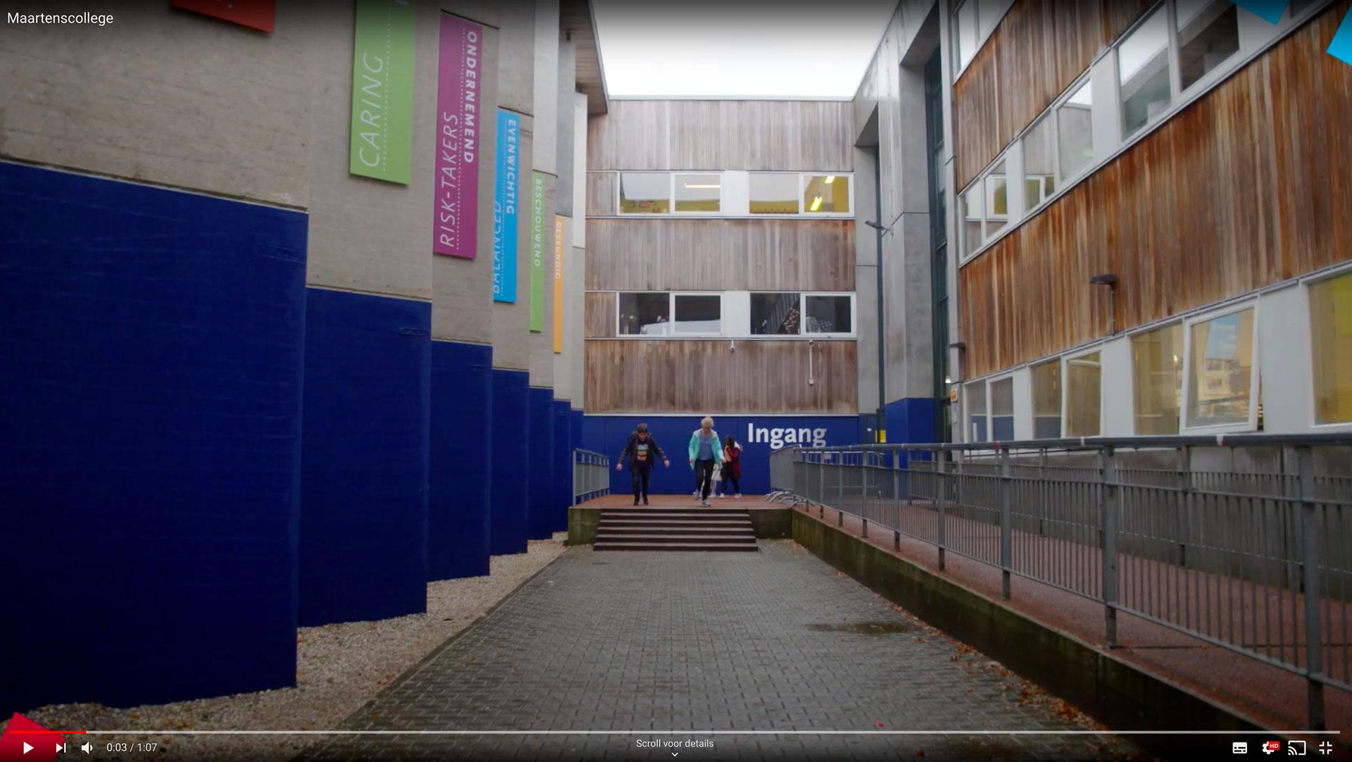promotiefilmpje-maartenscollege-scholenmarkt